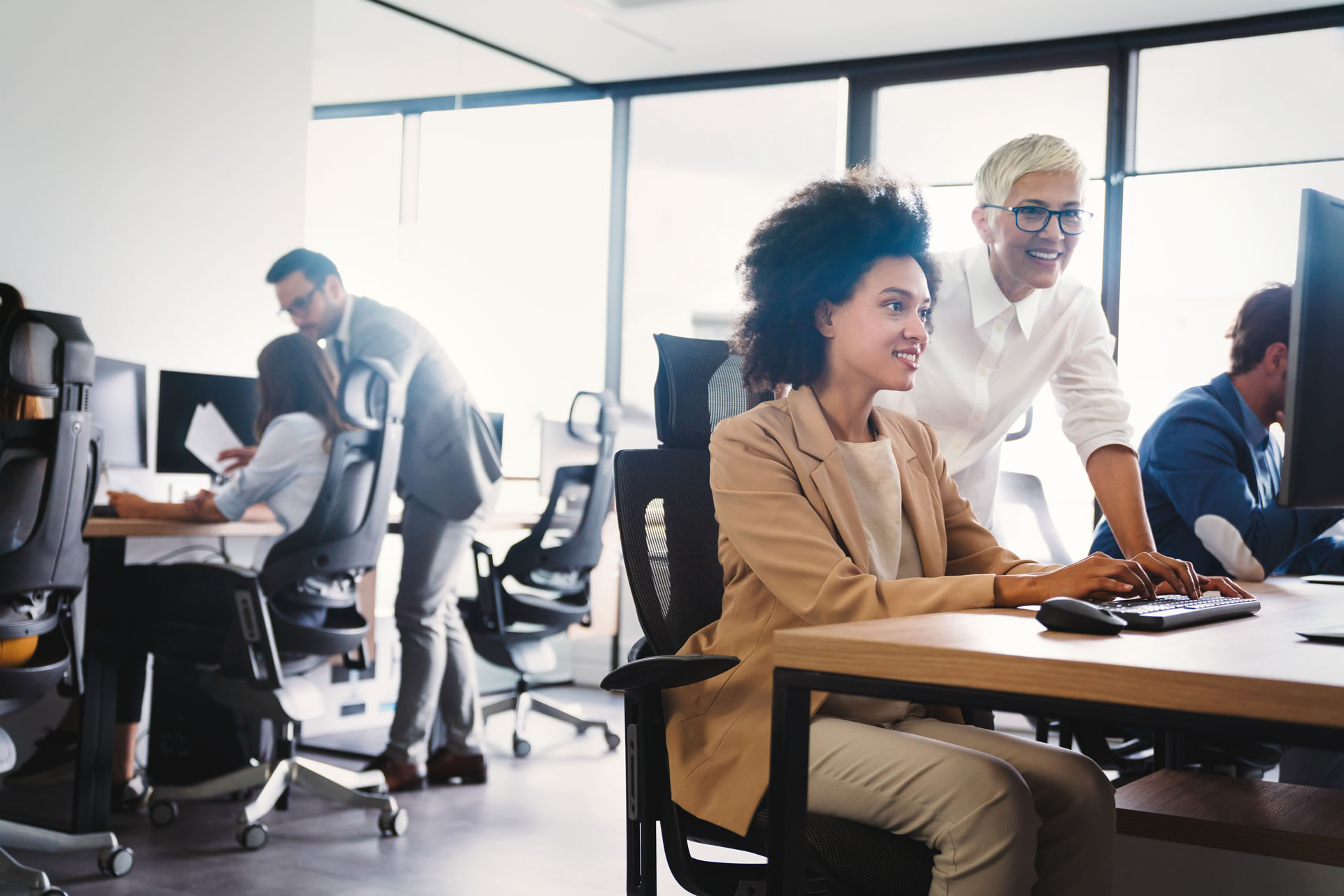 7 benefits of diversity at work